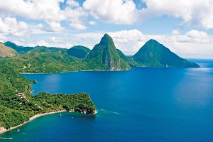 ANSE CHASTANET ST.LUCIA 13
