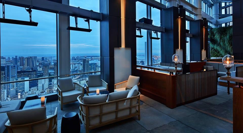 Andaz Tokyo Toranomon Hills ♥ TM Travel ♥ Ale Verna