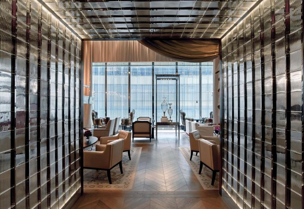 New York - Baccarat Hotel