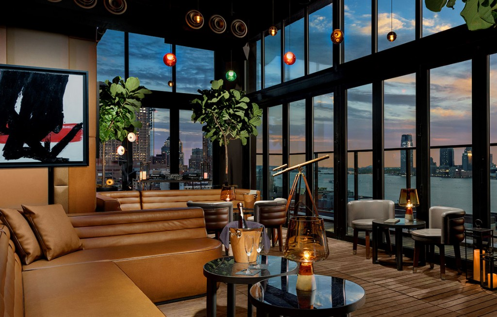 New York -  Hotel Hugo