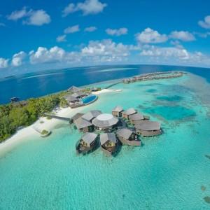 Lily Beach Resort & Spa at Huvahendhoo, Maldives