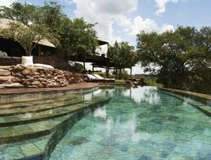 Singita Faru Faru Lodge, Grumeti, Serengeti, Tanzania. Agency HKLM. Art Director: Paul Henriques. Stylist/Producer: Janine Fourie. Photographer: Mark Williams. 16/02/12.